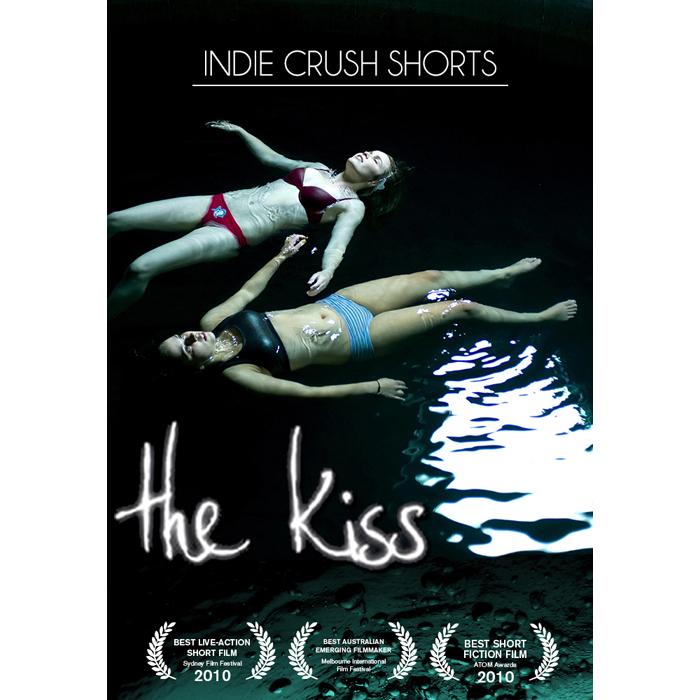 The Kiss - Film Poster - Catherine San Juan