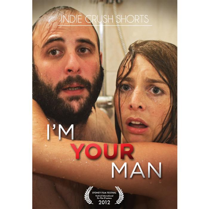 Im Your Man - Film Poster - Catherine San Juan