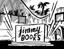 JIMMY PATTERSON BOOKS COMIC