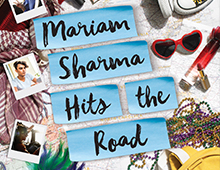 <em>MARIAM SHARMA HITS THE ROAD</em>