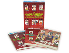 WAYSIDE SCHOOL SERIES REPACKAGE